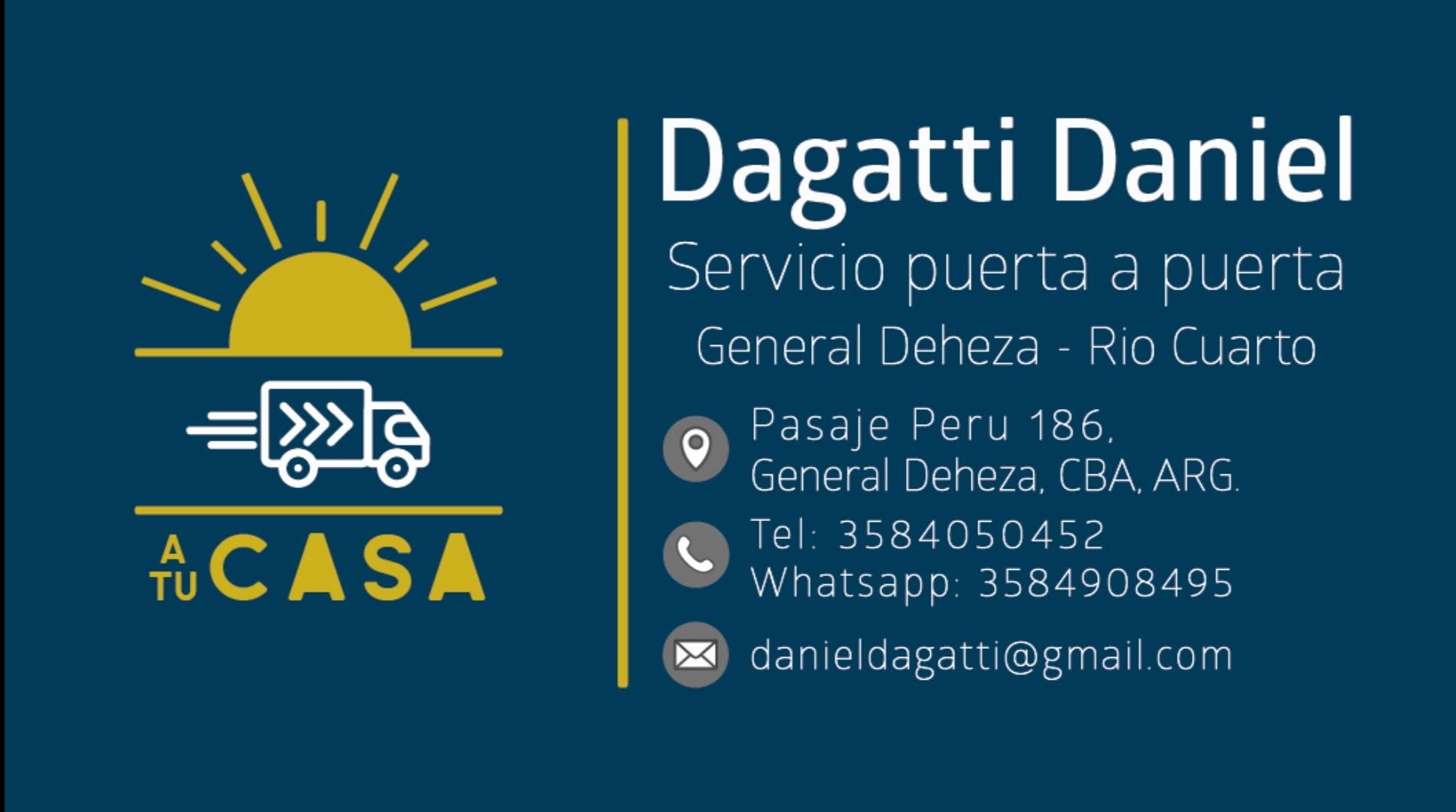 A TU CASA - DANIEL DAGATTI