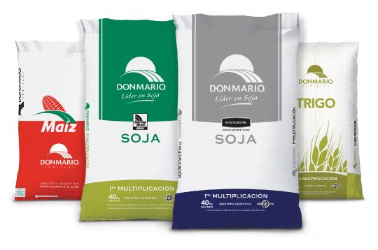 Distribuidor de Don Mario Semillas