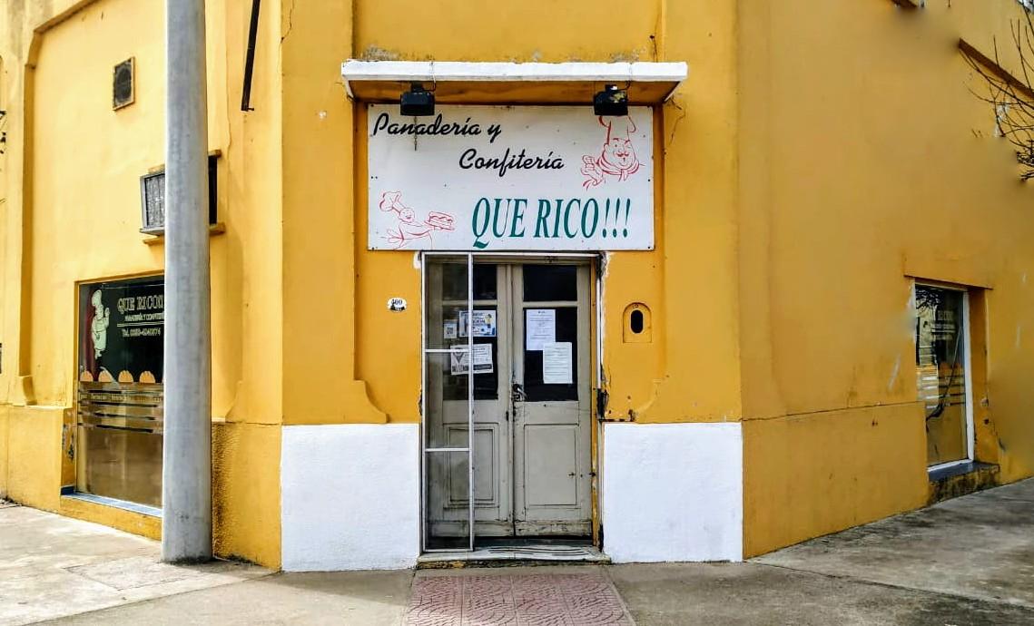 PANADERIA QUE RICO