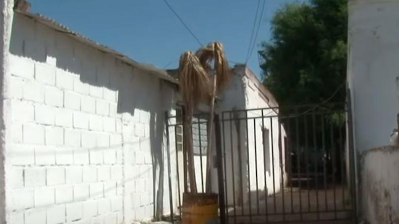 CRIMEN ASESINO A SU HIJA EN RIO CUARTO FUEGO INCENDIO