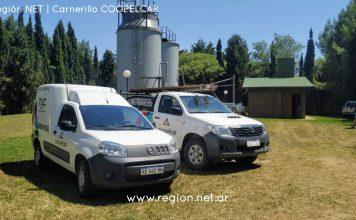 COOPELCAR: LA EXPANSIÓN DE RED DE GAS NATURAL Y ELÉCTRICA EN CARNERILLO