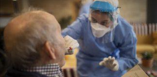 muere residente de un geriátrico: tenía las dos dosis de la vacuna