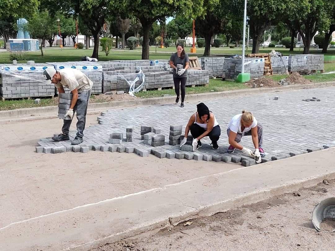 """""""LA INMUNIDAD DEL REBAÑO"""" Y OBRAS PUBLICAS: DALMACIO VELEZ AVANZA"""