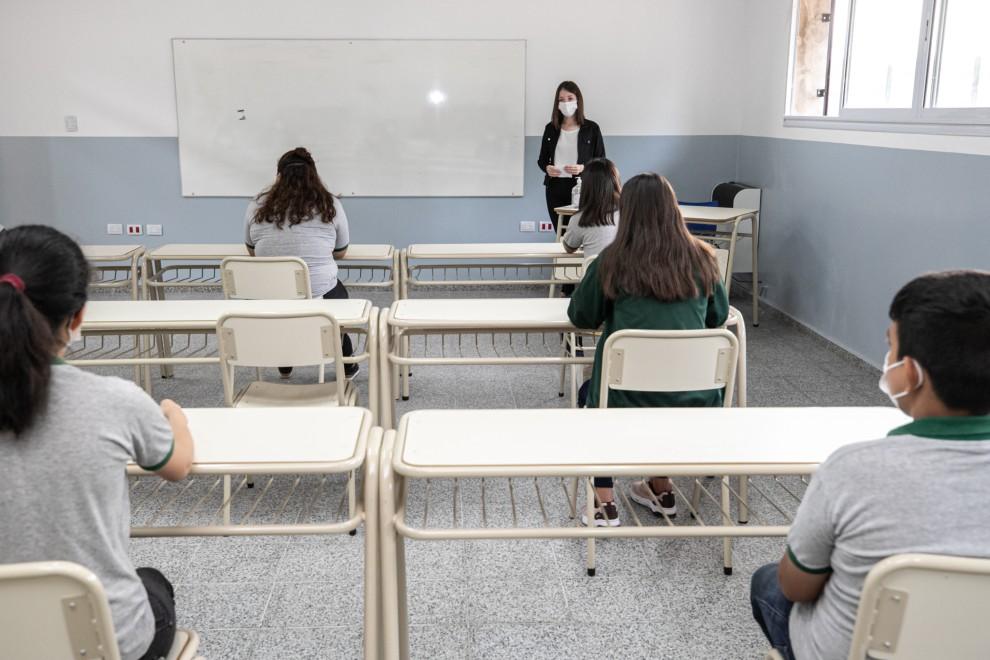 EL REGRESO A LAS CLASES PRESENCIALES CON UNA HORA MAS