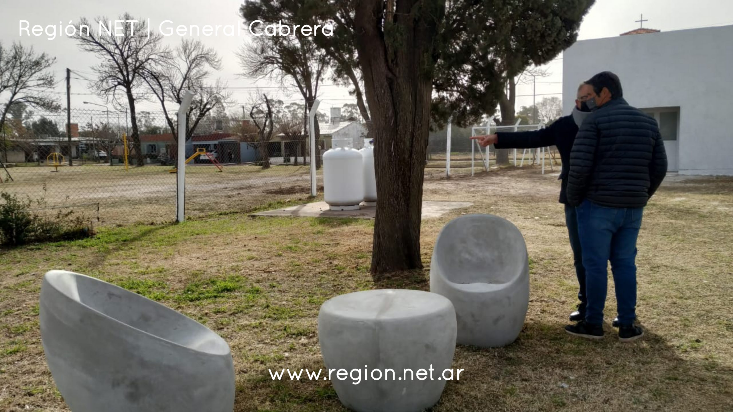 NUEVA CASA HOGAR GENERAL CABRERA (EX RESIDENCIA SAN ROQUE)