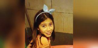 RIO CUARTO: BUSCAN A ABRIL GÓMEZ DE 10 AÑOS