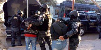CONDENARON A 17 MIEMBROS DE DOS BANDAS QUE VENDÍAN Y DISTRIBUÍAN DROGA EN EL SUR CORDOBÉS
