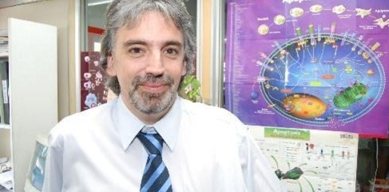 Ricardo Russo, el médico del Garrahan