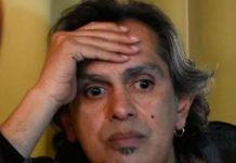 EL CANTANTE DE LOS NOCHEROS MARIO TERUEL DECLARO QUE SU HIJO ABUSO DE DOS NIÑAS